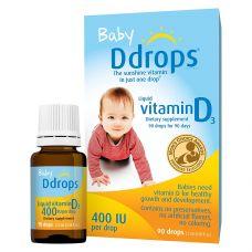 Baby Ddrops® 400 IU 90 Drops