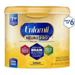 Sữa Enfamil Neuro Pro NON-GMO Infant Formula Dành Cho Bé 0-12 tháng